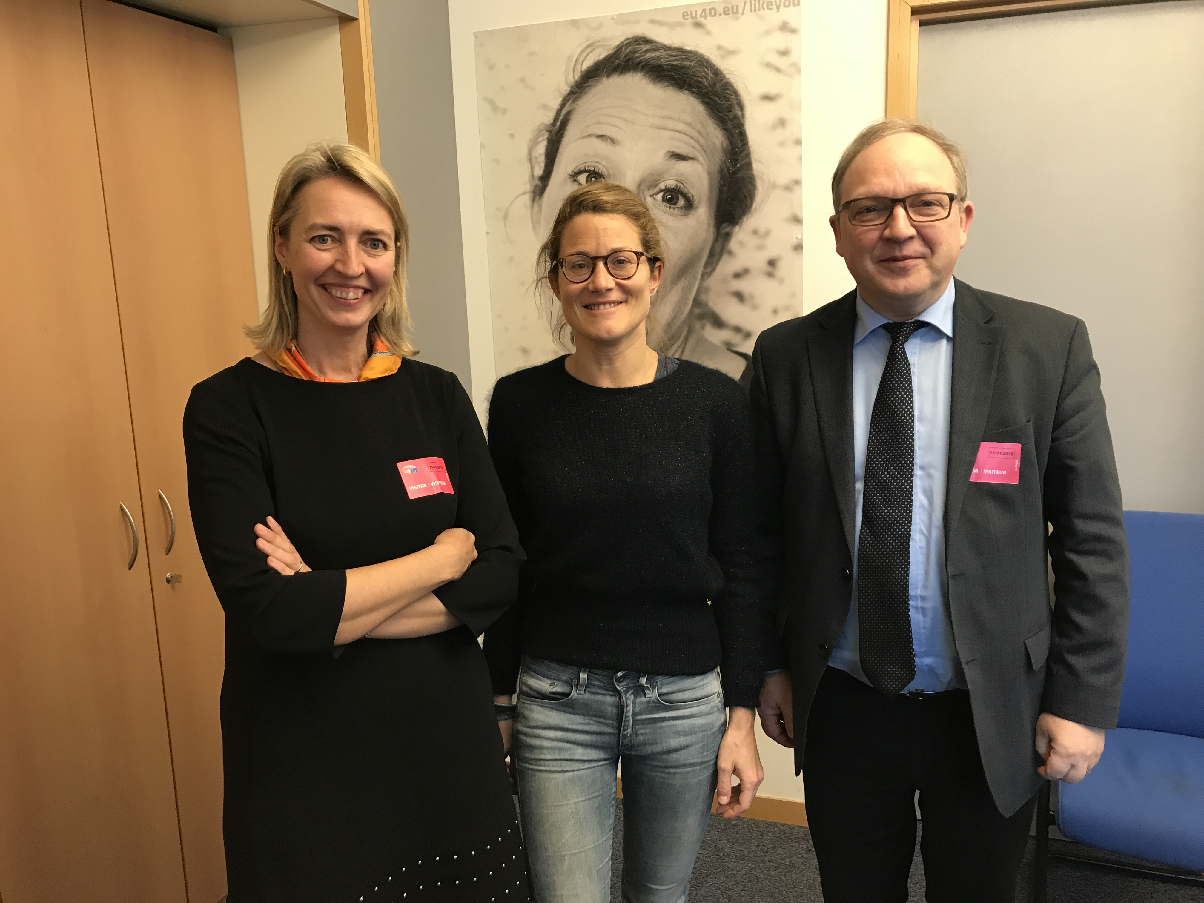 Prof. Vonck en prof. Lagae voor aandacht naar Epilepsie